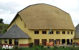 Cintsa Thatching - Building Contractors