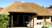 Thatch lapa in East London by Cintsa Thatching