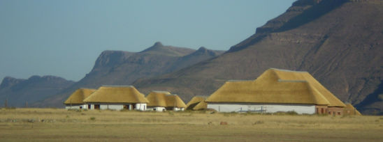Queen Nonesi Thatched Lodge, Eastern Cape