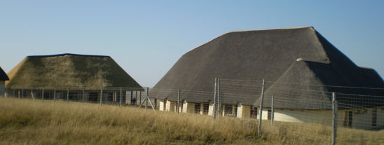 Nyandeni Thatching Project - Thatched Conference Centre Eastern Cape