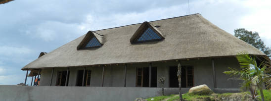 Mthatha Thatching Project, Eastern Cape